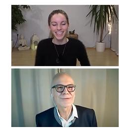 Dr. Robert Schleip und Sabine Winkler In