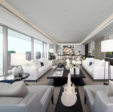 Show Apartment, Parkland - One Shenzhen Bay, China
