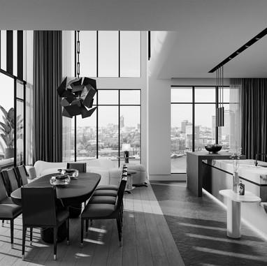 Commercial development and residences - Sydney, Australia