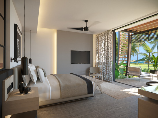 LUX Grand Baie - Junior Suite Bedroom with a View.jpg