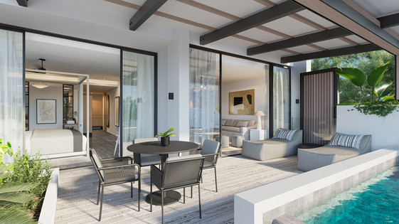 LUX Grand Baie Residences - Private Pool and Patio.jpg