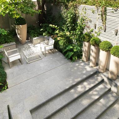 Townhouse garden - London, UK