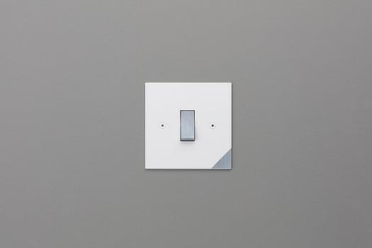 Corner White and Satin Chrome Straight.j