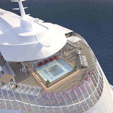 Cruise Ship - Celebrity Cruise Beyond