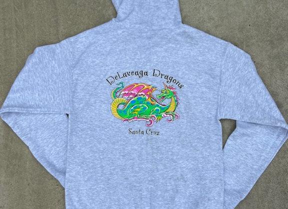 Adult Sweatshirt, Ash