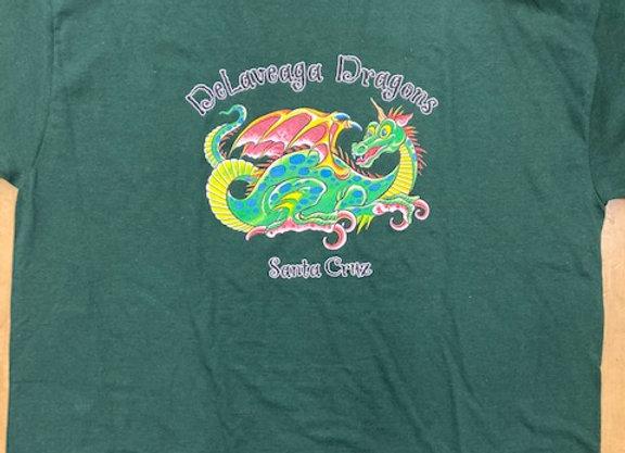 Adult t-shirt Green