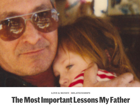 Fatherly, MSN, Yahoo & Flipboard: Why Following Your Dreams Matter, Now More Than Ever