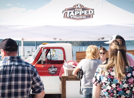 Need a Beer? Welcome to Tapped Events!  Pop-up Tap Bar & Mobile Bartending: Inspired Interview
