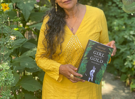 Girl Made of Gold: My Interview with Author Gitanjali Kolanad & How Your Path is Made by Walking