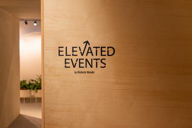 Elevated Events Branding