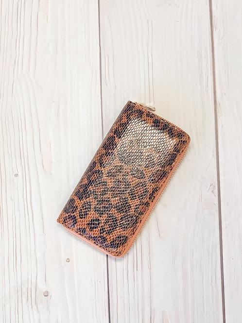 Dark Leopard Phone Case