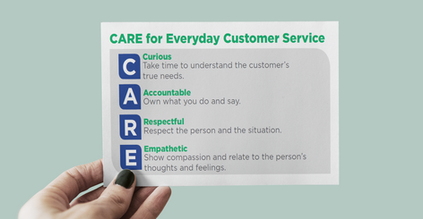 First Third Bank Customer Service Card