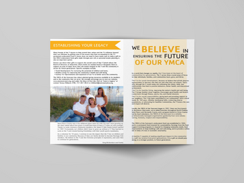 YMCA Planned Giving Brochure