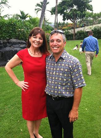 Jill and Mo Radke
