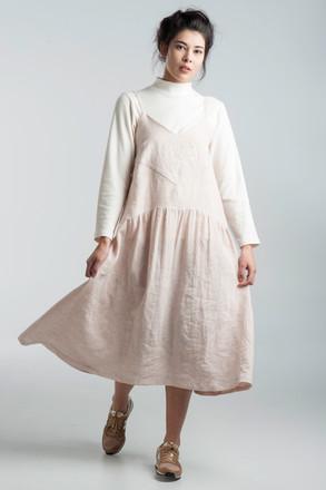 Quartz Aqueous Dress & Steam Eternal Turtleneck