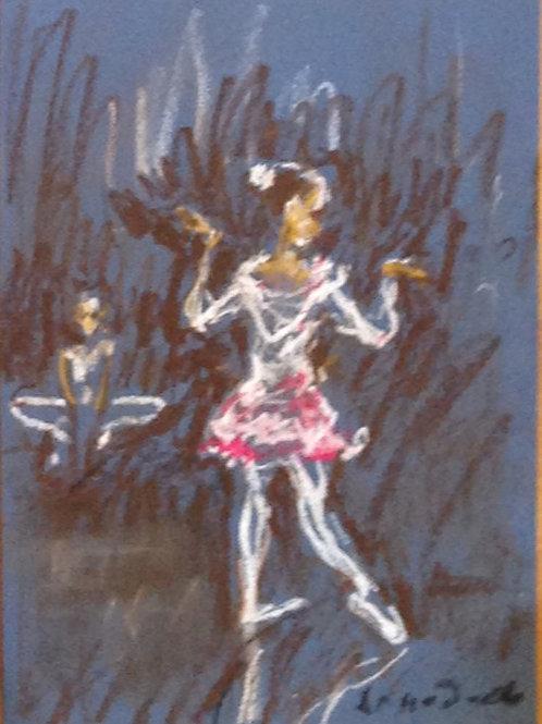 Vladislav Kuramshin Ballet Academy.Young ballerina #8.