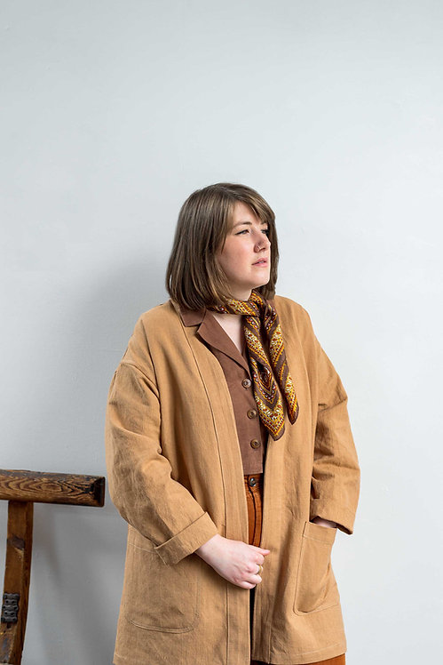 The Cartworth Coat (Unisex)