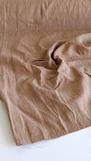Copper Linen/Cotton