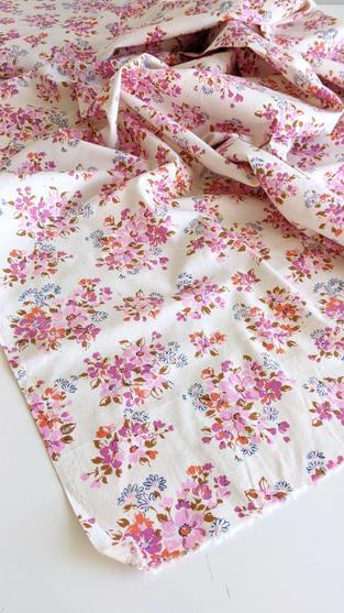 Floral Linen