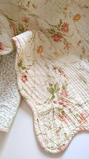 Spring Floral Quilt