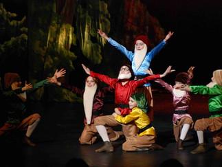 Snow White & 7 dwarfs ballet 23.11.2019 in The Hague