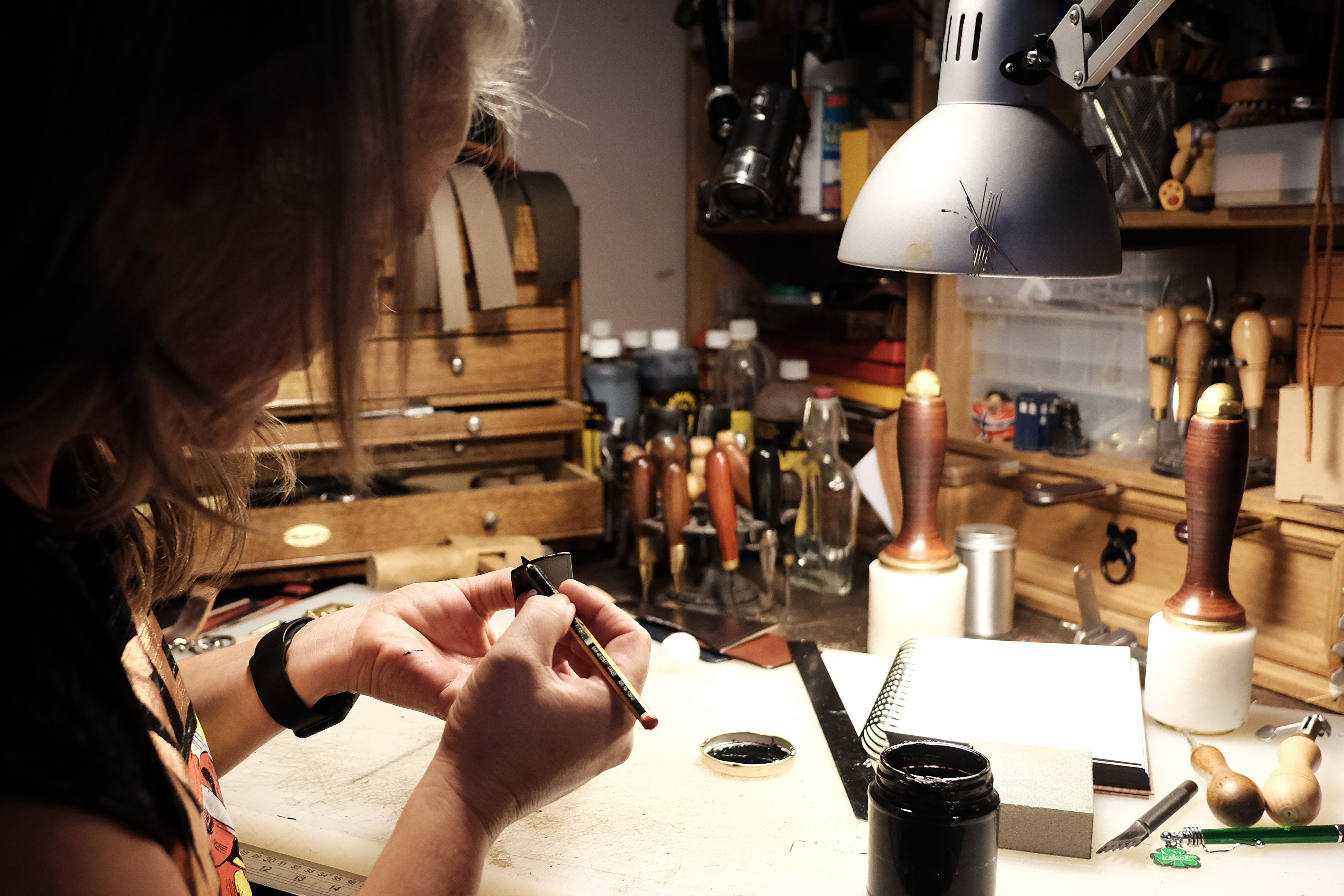 Introduction to Leatherwork