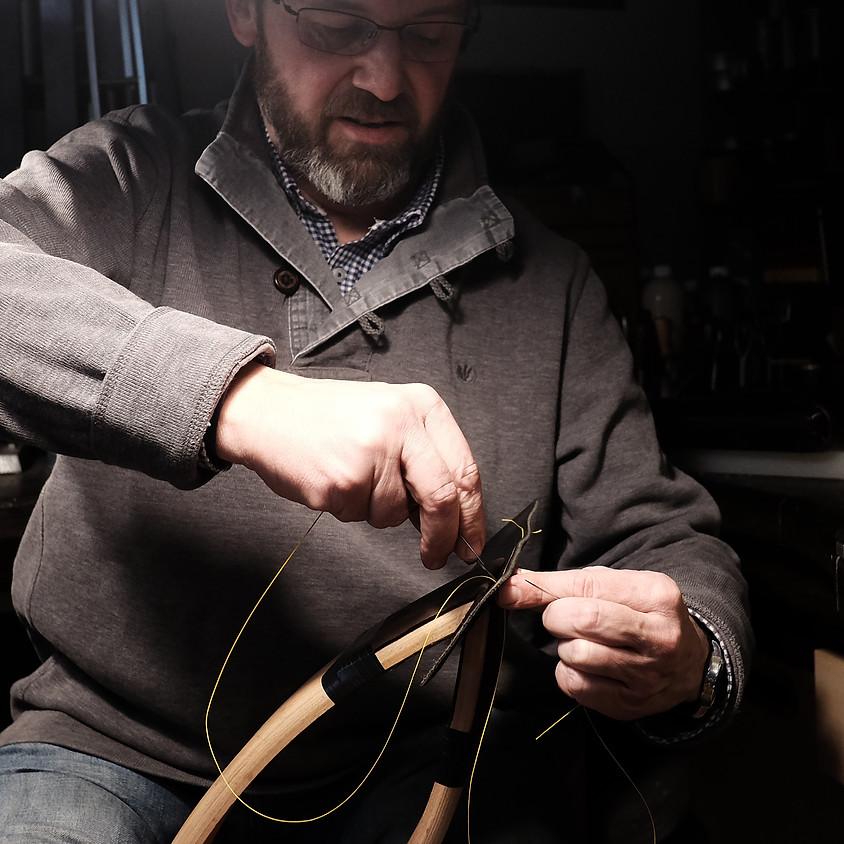 Traditional Saddle Stitch – One Day