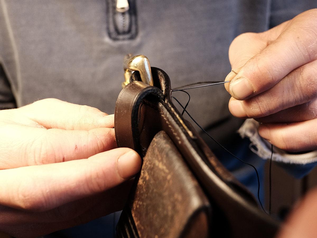 Belt Making
