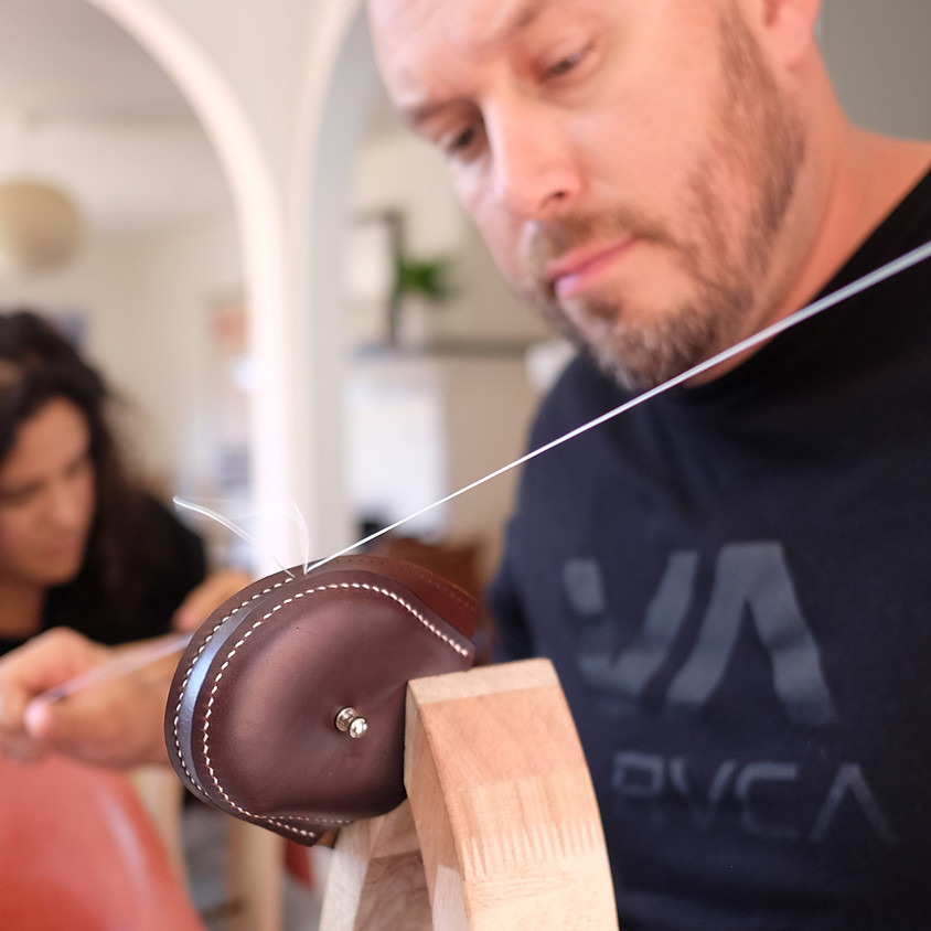 Modern Saddle Stitching - A One Day Group Course.