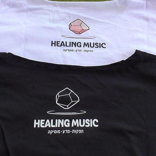 חולצת צלילים מרפאים