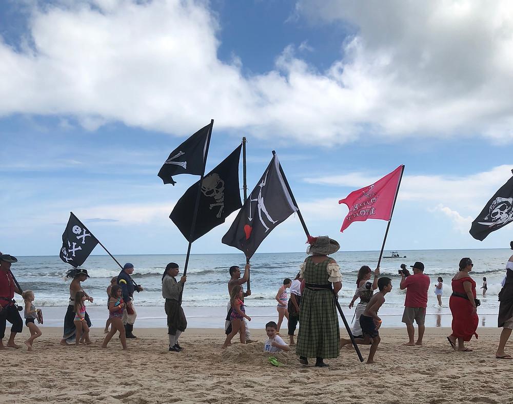 A Pirate Parade