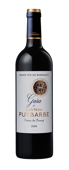 Gaia de Chateau Puybarbe Cotes de Bourg