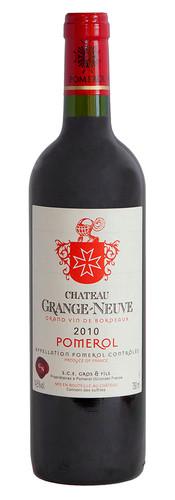 Château Grange-Neuve 2017