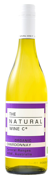 Natural Wine Co Chardonnay Organic