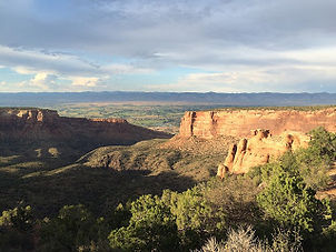 With its moonscape topography, the Colorado National Monument is one of Colorado's premier cycling routes!