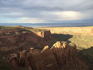 The Colorado National Monument...simply stunning!