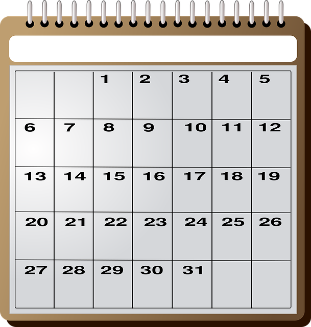 Ride Calendar