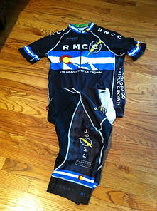RMCC Triple Crown Cycling Kit