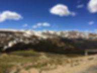 Loveland Pass always provides captivating Colorado scenery!