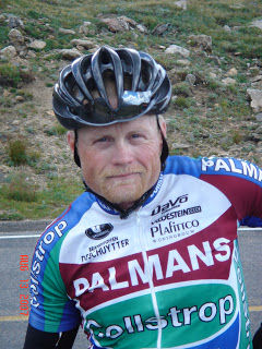 Tim Kalisch (1967 to 2011) rode with the RMCC from the early 2000s