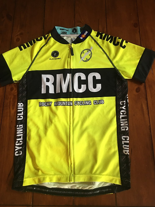 Alchemist RMCC Men's Hi-Viz Jersey Race Fit