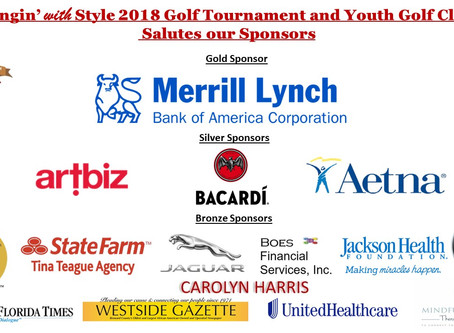 We Salute Our Sponsors!