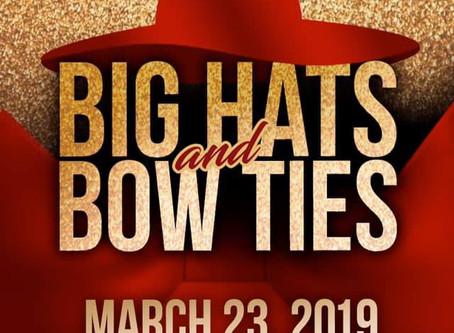 Big Hats & Bow Ties 2019