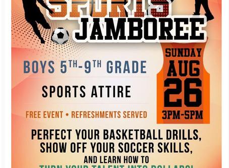 Back to School Sports Jamboree