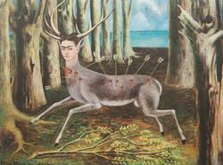 frida-kahlo-il-cervo-ferito