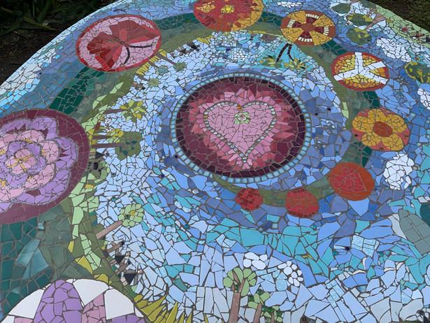 Seville Community House mosaic _Sioux Do