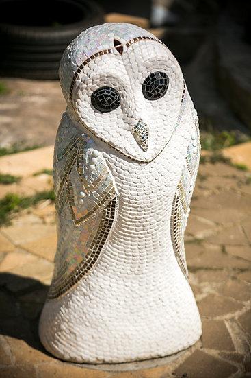 White Spirit Owl