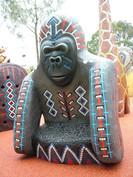 Werribee Zoo Gorilla