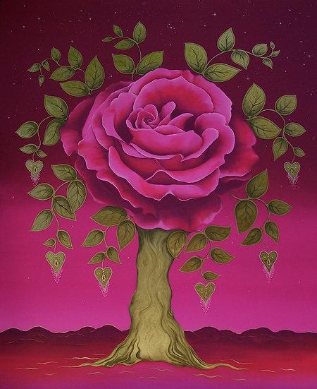 The Rose Goddess