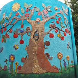 mosaic apple tree Gladysdale Primary_Sio